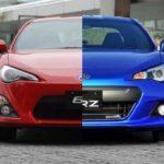 トヨタ86とスバルBRZの違い!外観・走りを徹底比較